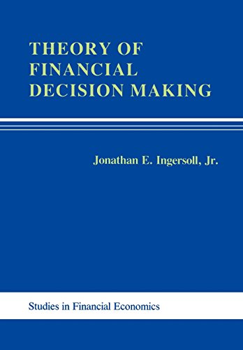9780847673599: Theory of Financial Decision Making (Rowman and Littlefield Studies in Financial Economics)