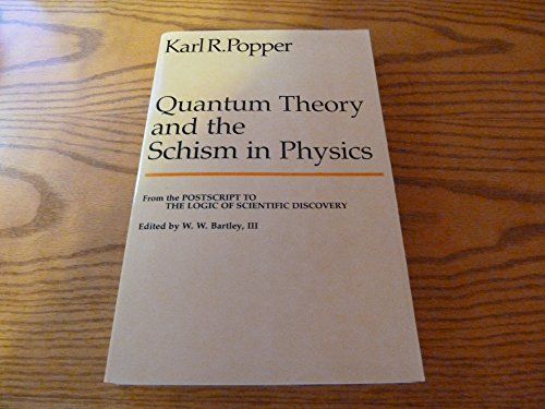 9780847673896: Quantum Theory and the Schism in Physics