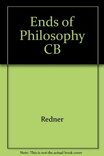 9780847674985: The Ends of Philosophy: An Essay in the Sociology of Philosophy and Rationality