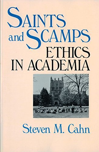 9780847675180: Saints and Scamps: Ethics in Academia