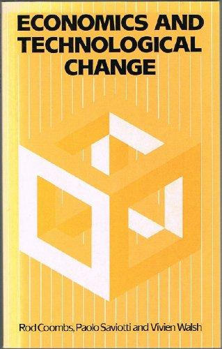 9780847675463: Economics and Technological Change