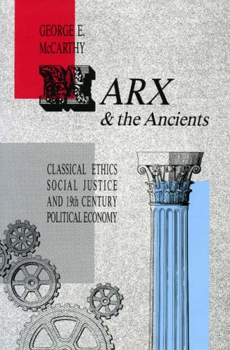 9780847676415: Marx and the Ancients