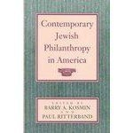 Contemporary Jewish Philanthropy in America