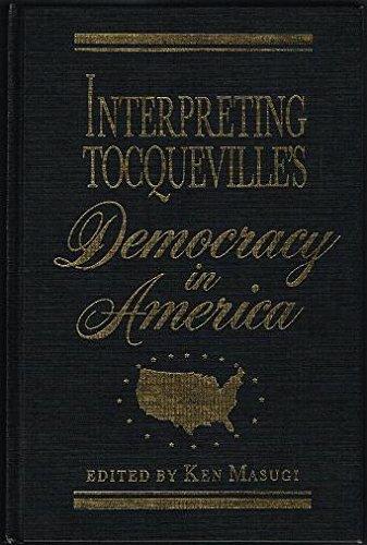 9780847677115: Interpreting Tocqueville's Democracy in America