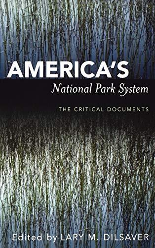 9780847679225: America's National Park System