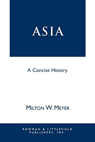 9780847680634: Asia: A Concise History (Nutrition and Health)