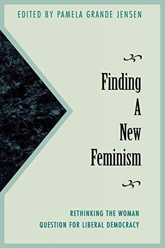 Finding a New Feminism: Pamela Grande Jensen