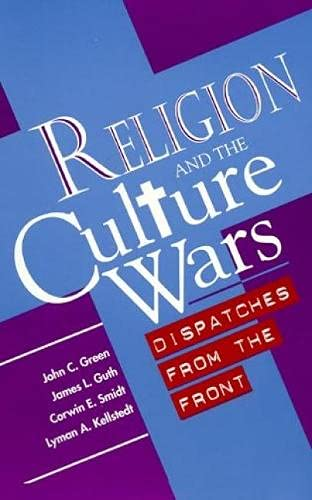 9780847682676: Religion and the Culture Wars