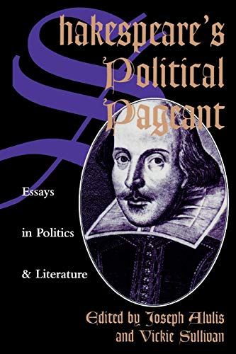 9780847682904: Shakespeare's Political Pageant