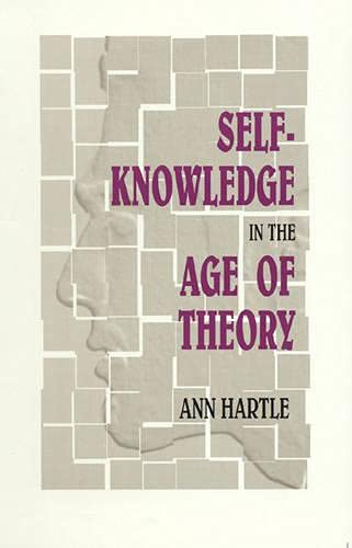 9780847684182: Self-Knowledge in the Age of Theory