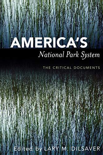 9780847684403: America's National Park System
