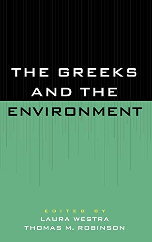 9780847684458: The Greeks and the Environment