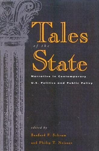 Tales of the State: Editor-Sanford F. Schram;