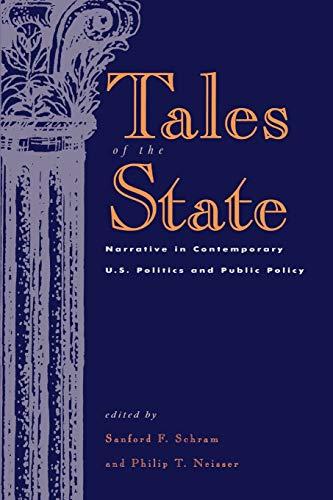 Tales of the State: Sanford F. Schram