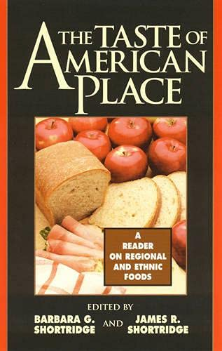 9780847685066: The Taste of American Place