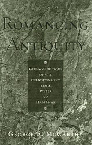 9780847685295: Romancing Antiquity