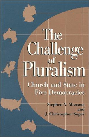 9780847685684: The Challenge of Pluralism