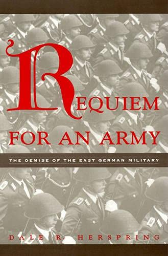 9780847687183: Requiem for an Army