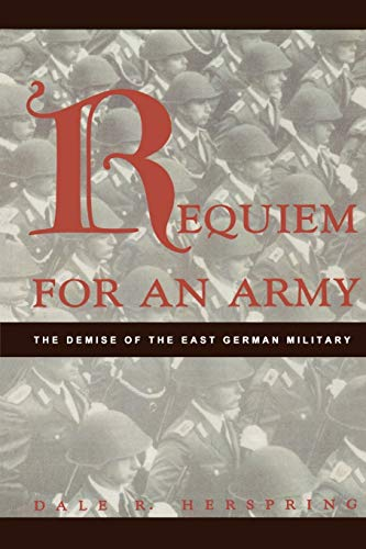 9780847687190: Requiem for an Army