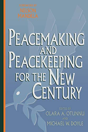 9780847687275: Peacemaking and Peacekeeping for the New Century