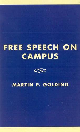 9780847687916: Free Speech on Campus