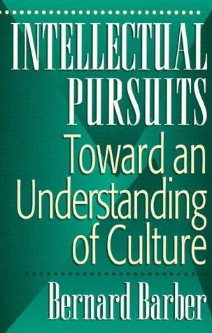 9780847688593: Intellectual Pursuits