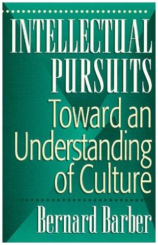 9780847688609: Intellectual Pursuits