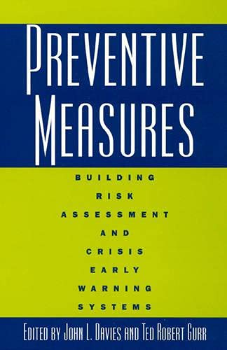 9780847688739: Preventive Measures: Building Risk Assessment and Crisis Early Warning Systems