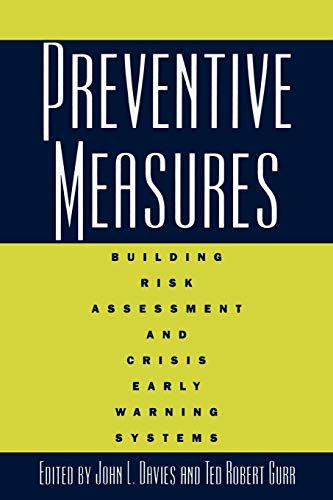 9780847688746: Preventive Measures: Building Risk Assessment and Crisis Early Warning Systems