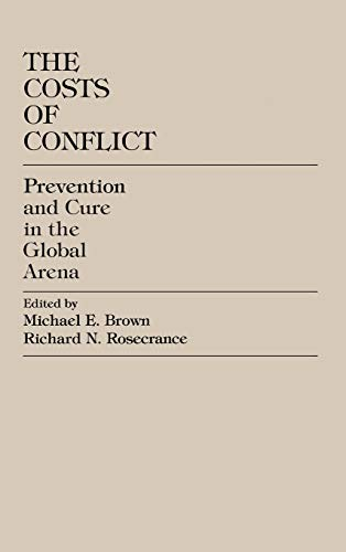 9780847688937: The Costs of Conflict