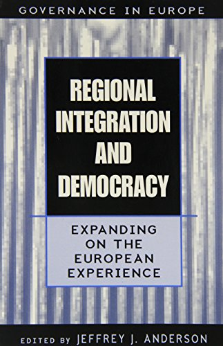 9780847690251: Regional Integration and Democracy
