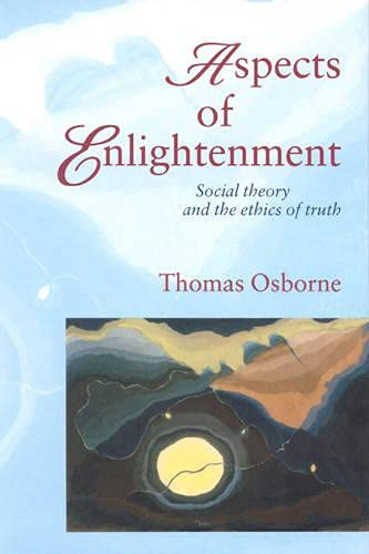 9780847690770: Aspects of Enlightenment: Social Theory and the Ethics of Truth