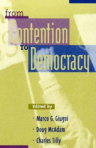 9780847691050: From Contention to Democracy
