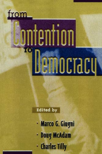 9780847691067: From Contention to Democracy