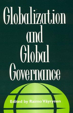 9780847691548: Globalization and Global Governance