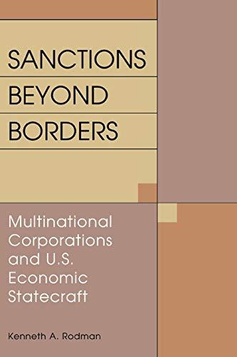 Sanctions Beyond Borders: Kenneth A. Rodman