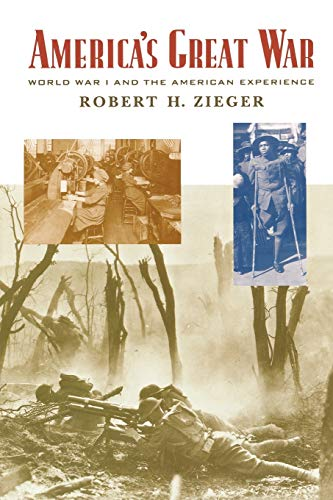 9780847696451: America's Great War: World War I and the American Experience (Critical Issues in American History)