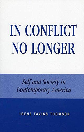 9780847697069: In Conflict No Longer