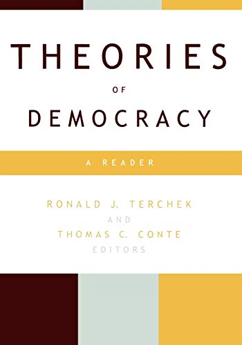 9780847697250: Theories of Democracy: A Reader