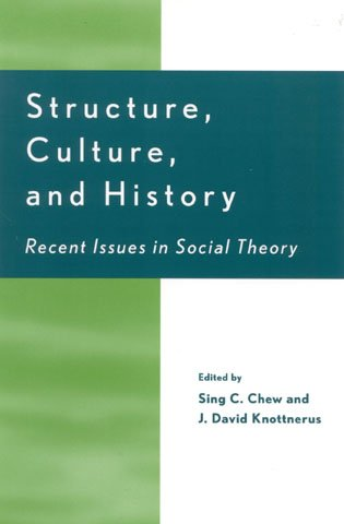 9780847698363: Structure, Culture, and History: Recent Issues in Social Theory