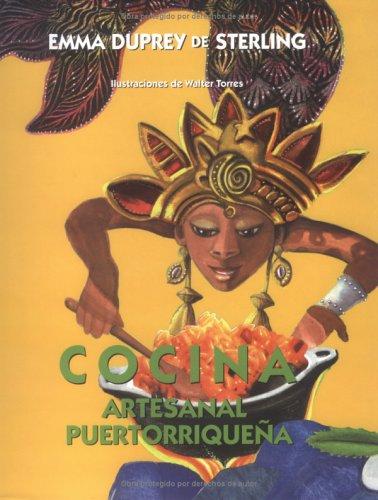 9780847702329: Cocina Artesanal Puertorriquena (Spanish Edition)