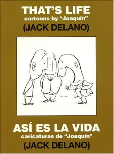 That's Life / Asi Es La Vida (English and Spanish Edition) (0847702472) by Jack Delano