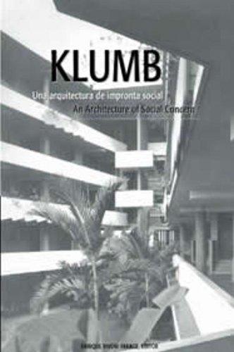 9780847727544: Klumb: Una arquitectura de impronta social/An Architecture of Social Concern (Spanish Edition)