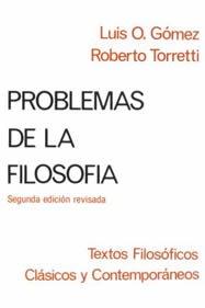 9780847728121: Problemas de La Filosofia: Textos Filosoficos & Contemporaneos