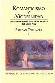 9780847728275: Romanticismo y modernidad: Ideas fundamentales de la cultura del siglo XIX (Spanish Edition)