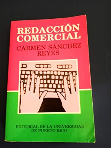 REDACCION COMERCIAL: SANCHEZ REYES, CARMEN