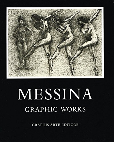 Francesco Messina Graphic Works. Drawings, Pastels and Lithographs from 1930 to 1973.: Guastalla, ...