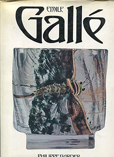 9780847800360: Emile Gallé
