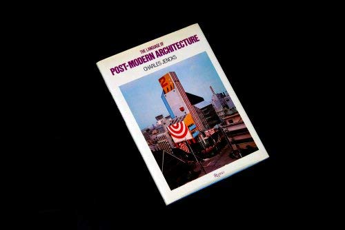 9780847800711: The language of post-modern architecture