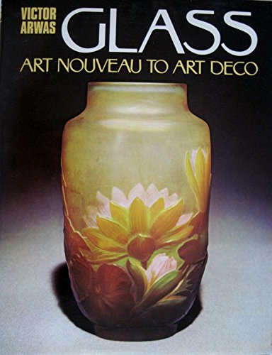 9780847801121: Glass, Art Nouveau to Art Deco